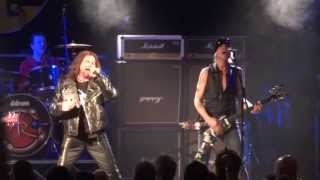 Michael Schenker - Only You Can Rock Me - Live HD - 2013
