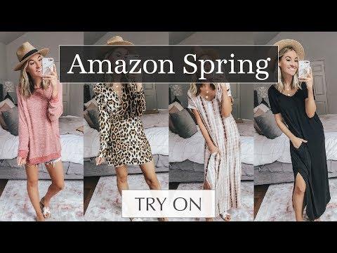 c2335de9e Amazon Spring Try On Haul  March Life y Lee