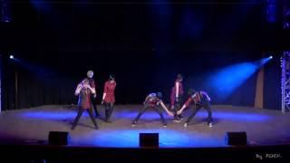 XARIMAU 2014 (26.04.2014) - ZE:A -- Phoenix  dance cover by 4tis