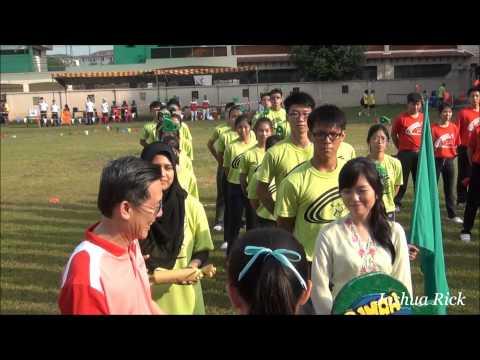 Sports Day Of Kwang Hua, Klang 2014     Pt 7