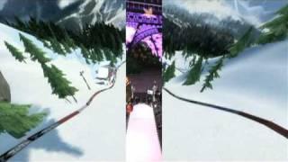 Shaun White Snowboarding World Stage - Trick Events Trailer