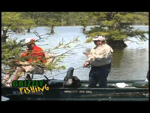 Grizzly jig crappie fishing how to fish reelfoot lake for Reelfoot fishing report