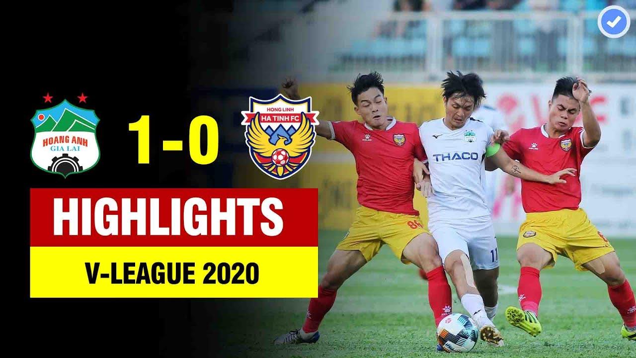 Highlights HAGL 1-0 Hồng Lĩnh Hà Tĩnh | Tuấn Anh - Xuân Trường tỏa sáng - HAGL thắng tưng bừng