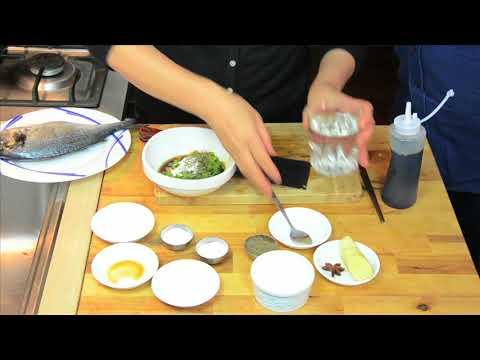 Poisson sauce Chinoise aux poivrons