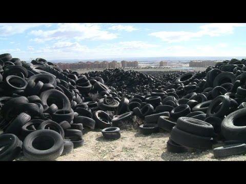 Tyre Recycling Solutions: Aus Autopneus wird neuer Kunststoff