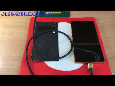 Sony Xperia Z5 Premium Dual / Не заряжается / Не включается / Ремонт Почтой