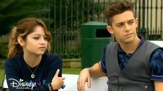 Soy Luna 3. Sezon 21. Bölüm part 2(Matteo Luna'yı öperken Emilia geliyor)