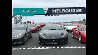 Zagame Ferrari Pista Esperienza 2018 - Phillip Island Grand Prix Circuit