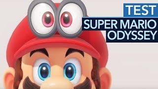 Super Mario Odyssey - Test / Review zum Jump&Run-Hit für Nintendo Switch (Gameplay)