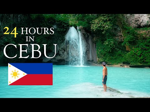 What TO DO With 24 Hours In Cebu (Philippines Travel Guide) - Vlog #158