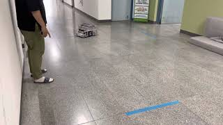 자율주행기반 실내 로봇 플랫폼 Point to Poin…