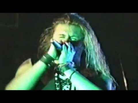 INNER SANCTUM 'EXCELLENCE OR STAGNATION' LIVE AT THE WATERFRONT 1992 TECHNICAL THRASH