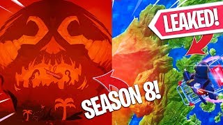 PIRATES & SHIPS IN SEASON 8!! LEAKED INFORMATION AND THEORY! Fortnite Battle Royale