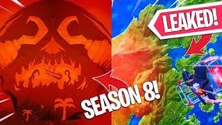 PIRATEN & SCHEPEN IN SEASON 8!! LEAKED INFORMATIE EN THEORIE! Fortnite Battle Royale