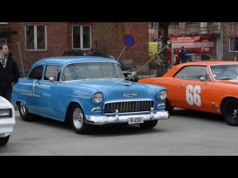 street legal drag racing i Brumunddal. norway. 11.05.2013