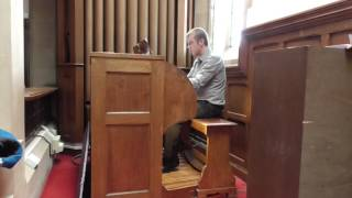 I am not skilled to understand - Putney Vale Crematorium, London (Compton organ)