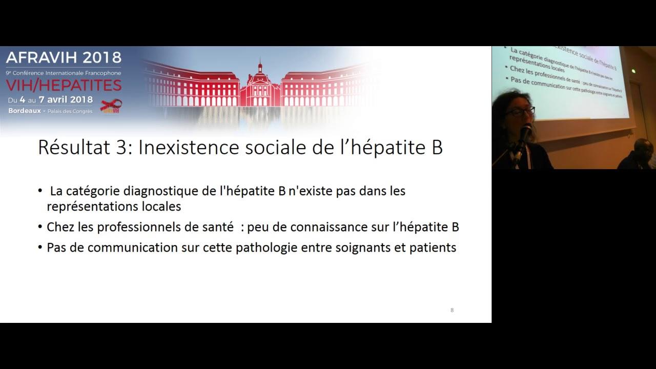 S21 - Hépatites virales B et autres hépatopaties - Les obstacles ...