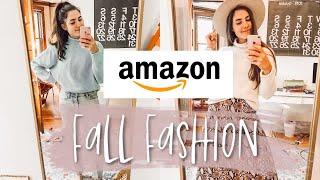 Baixar AMAZON FALL FASHION HAUL! | Amazon sweater try-on haul 2019