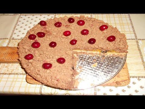 Торт из тыквы фото рецепт