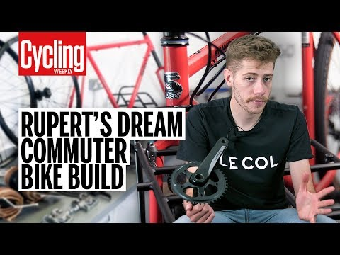 Rupert's Dream Commuter Bike Build | Cycling Weekly