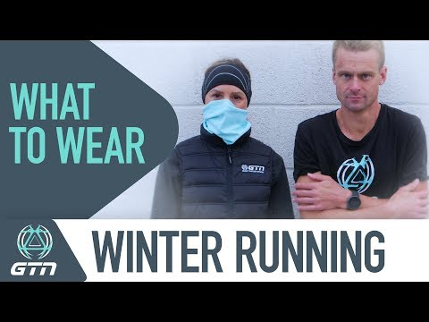 What To Wear For Winter Running | How To Dress For A Run In Winter