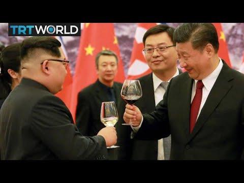 Korea Talks: Kim Jong-un meets Xi Jinping in Beijing