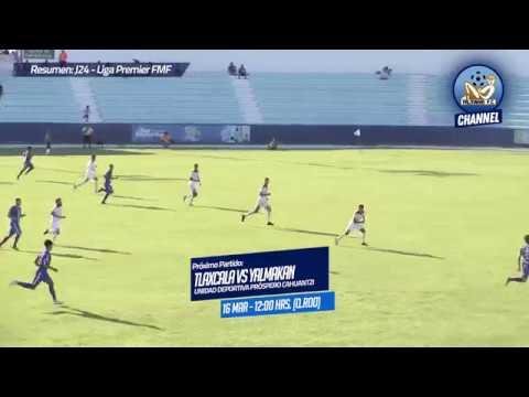 Resumen | Yalmakan Vs Pioneros | J24: Liga Premier Fmf