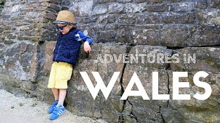 Family Adventures | Wales, Swansea Bay