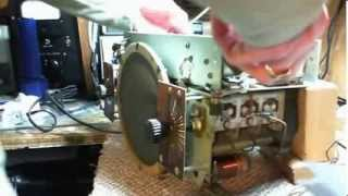 DeForest-Crosley 81 EARL Video #4 - Above Chassis Checkout