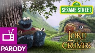 Sesame Street: Lord of the Crumbs (Lord of the Rings Parody)