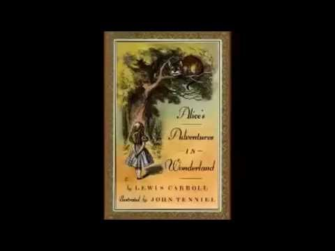Alice's Adventures in Wonderland   AUDIOBOOK   Part 1 of 3 C