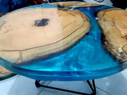 Mua Mặt Bàn Gỗ 3d Epoxy Resin Ở Đà Lạt - 0789 000 533