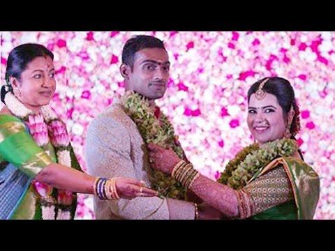 Radhika's Daughter Rayane's Engagement Ceremony | #LehrenTurns29