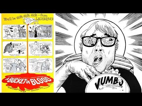 A Bucket of Blood (1959) Movie Review || Beatnik Satire Horror?