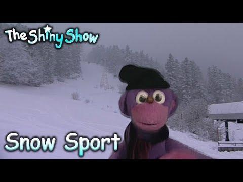 The Shiny Show | Snow Sport | S2E51