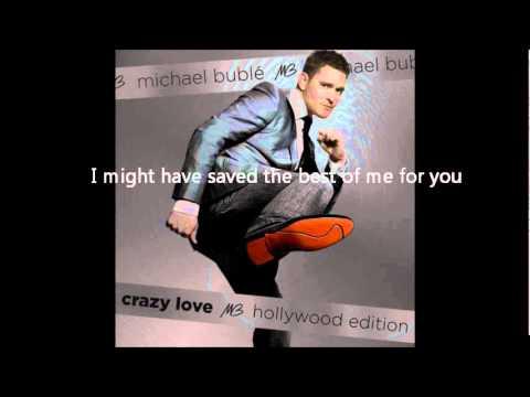 Michael buble crazy love song lyrics