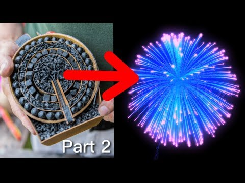TOP 7 AWESOME HOMEMADE FIREWORKS (PT.2)