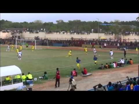 Sebit Bruno South Sudan Goal vs Benin