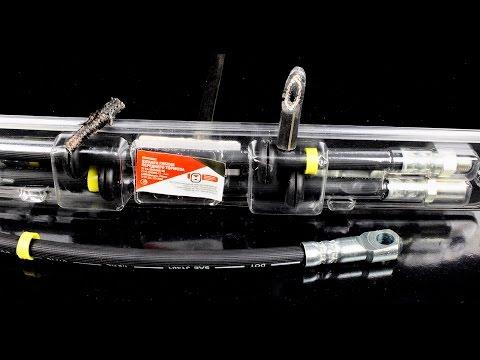 Обзор тормозных шлангов ВАЗ ДААЗ
