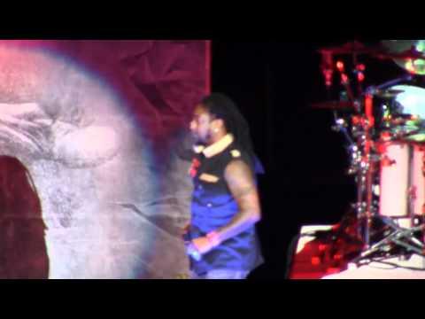 Sevendust - Splinter Live (Music as a Weapon 5, Morgantown WV)
