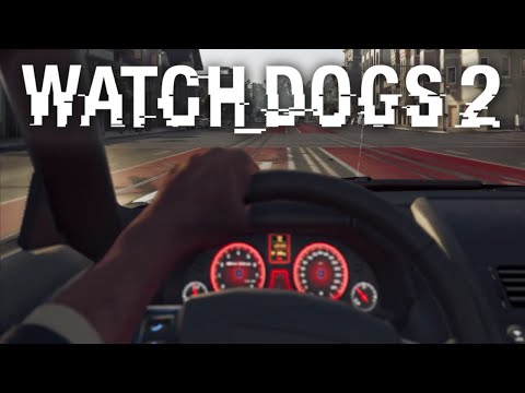Watch Dogs 2 - Driver San Francisco Gameplay