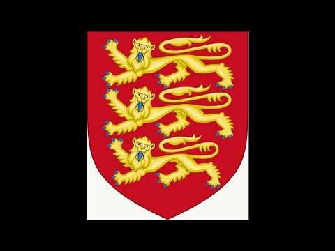 Герб Англии.