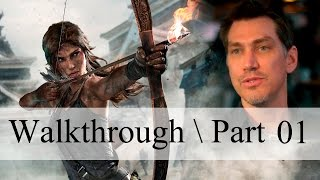 Let's Play Tomb Raider Definitive by Brian Horton Part 1/3