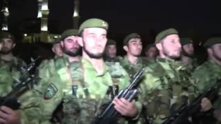 Кадыров  Чеченский спецназ ждет приказа Путина выехать в Сирию