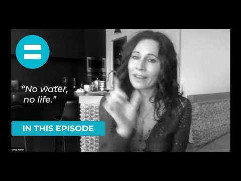 """Episode 2 of Wellness = Water series: """"Revealing the Intelligence of Water"""" with Veda Aust"""