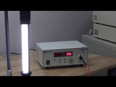 Simple LED Lighting Application Setup