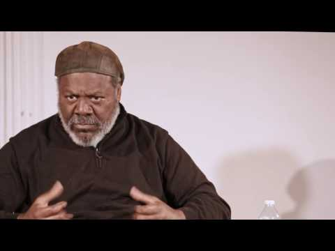Actors Aloud 2016- Frankie Faison on Growing as an Actor