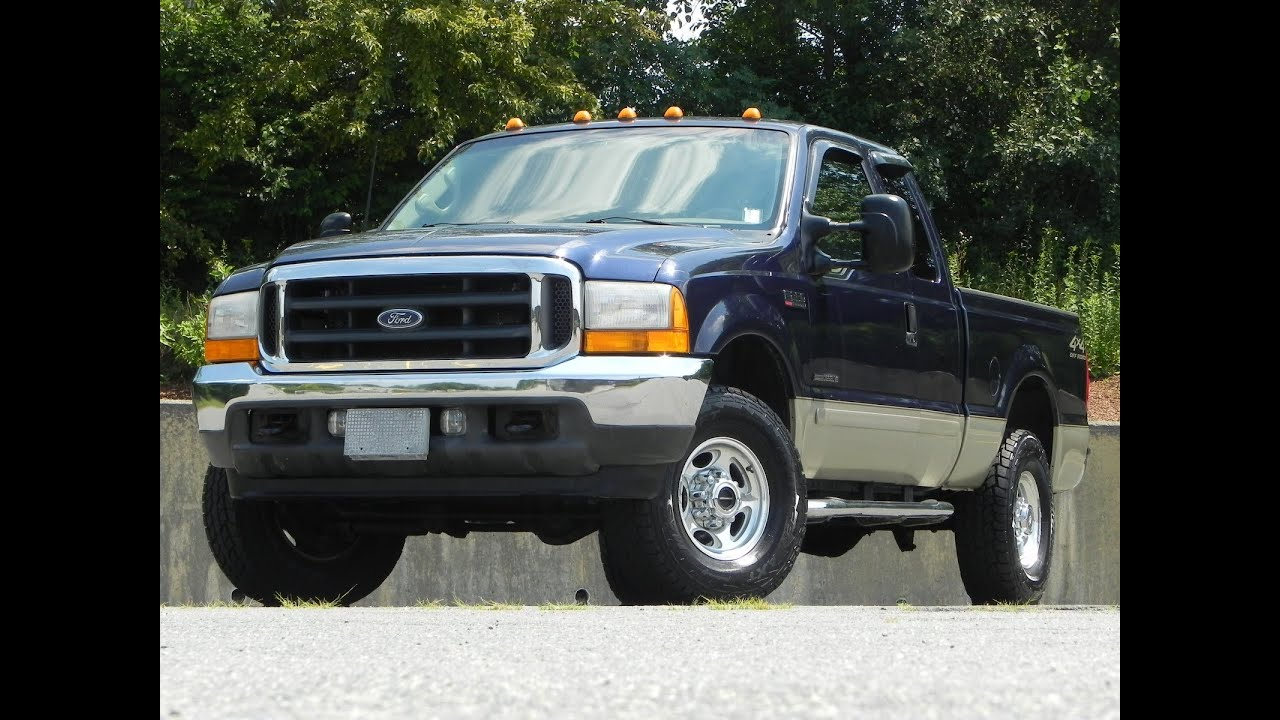 2001 ford f 250 lariat extended cab short bed 4x4 7 3l powerstroke diesel youtube. Black Bedroom Furniture Sets. Home Design Ideas