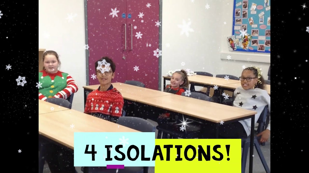 Year 5 and 6 12 Days of Christmas