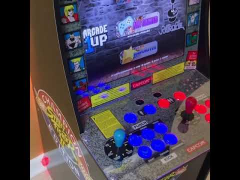 Mr Z's Arcade 1up Mod /w 8,400 Games! from MrzRetroGaming